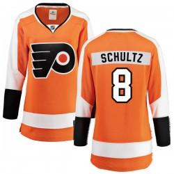Dave Schultz Philadelphia Flyers Women's Fanatics Branded Orange Home Breakaway Jersey
