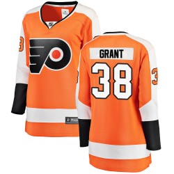 Derek Grant Philadelphia Flyers Women's Fanatics Branded Orange ized Breakaway Home Jersey