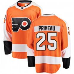 Keith Primeau Philadelphia Flyers Men's Fanatics Branded Orange Breakaway Home Jersey