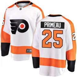 Keith Primeau Philadelphia Flyers Men's Fanatics Branded White Breakaway Away Jersey
