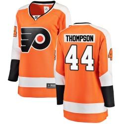 Nate Thompson Philadelphia Flyers Women's Fanatics Branded Orange Breakaway Home Jersey