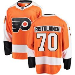 Rasmus Ristolainen Philadelphia Flyers Youth Fanatics Branded Orange Breakaway Home Jersey