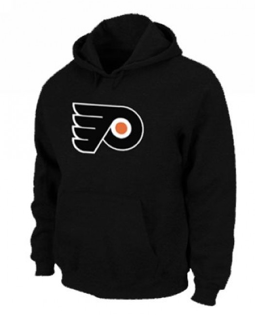 Philadelphia Flyers Men's Black Pullover Hoodie