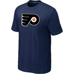 Philadelphia Flyers Men's Navy Big & Tall Logo T-Shirt