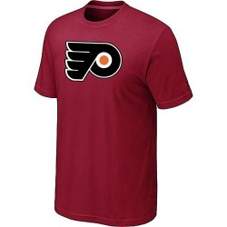 Philadelphia Flyers Men's Red Big & Tall Logo T-Shirt